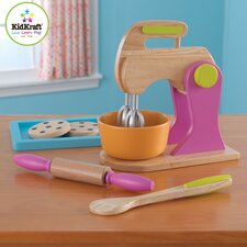 <strong>KidKraft</strong> 6 Piece Bright Baking Set