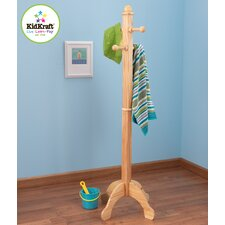 <strong>KidKraft</strong> Personalized Deluxe Coat Rack