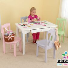 <strong>KidKraft</strong> Brighton Kids' Table and Chair Set