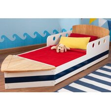 <strong>KidKraft</strong> Boat Toddler Bed
