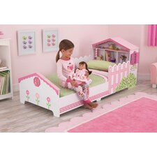 <strong>KidKraft</strong> Dollhouse Toddler Bed