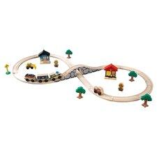 8 Figure Train Set