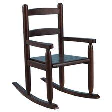 Kid's 2 Slat Rocking Chair