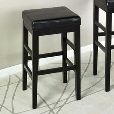 "26"" Sonata Leather Barstool"