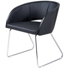 <strong>Armen Living</strong> Modern Club Chair