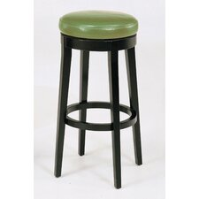 <strong>Armen Living</strong> Backless Swivel Barstool