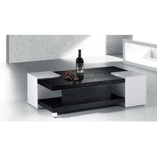 Centrex Coffee Table in Espresso & White
