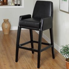 "Baldwin 26"" Stationary Barstool"
