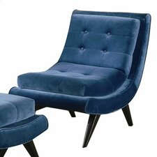 5th Avenue Chair and Ottoman