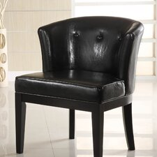 <strong>Armen Living</strong> Ovation Leather  Chair