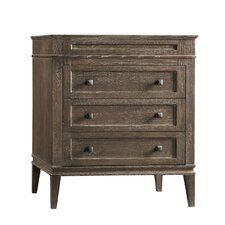 "Laurel 30"" W Wood Cabinet Vintage Café Vanity Base"