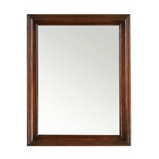 <strong>Ronbow</strong> Traditional Style Wood framed mirror - 27inches x 35inches