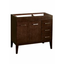 "<strong>Ronbow</strong> Contempo 36"" Venus Bathroom Vanity Base"