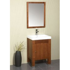 "Modular Devon 24"" Single Bathroom Vanity Set"