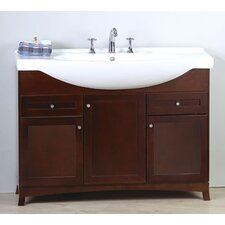 "Neo Classic 45"" Single Bathroom Vanity Set"