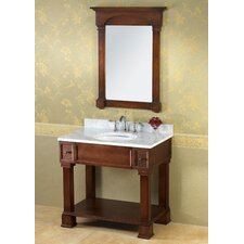 "Traditions Palermo 37"" Bathroom Vanity Set"