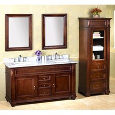 "Traditions Torino 60"" Vanity Set"
