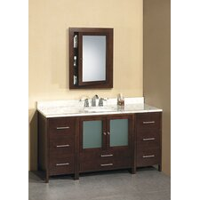 "<strong>Ronbow</strong> Contempo Juno 30"" Bathroom Vanity Set"