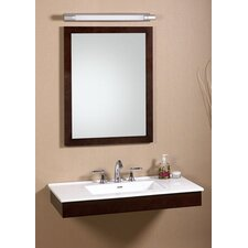"Modular Adina 36"" Wall Mount Bathroom Sink Set"