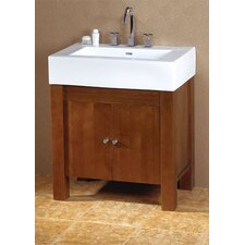 "Contempo 59"" Devon Bathroom Vanity Set"