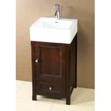 """Neo Classic Juliet 18"""" Bathroom Vanity Set"""