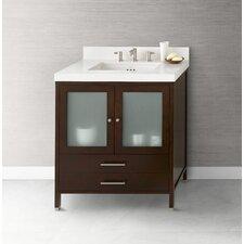 """Contempo 31"""" Single Bathroom Vanity Set"""