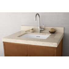 "31"" Single Undermount Sink Vanity Top"