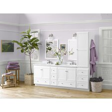 "Suite Shaker 72"" Bathroom Vanity Set"