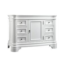 "Le Manns 48"" Wood Vanity Base"