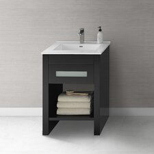 "Kendra 24"" Single Bathroom Vanity Set"