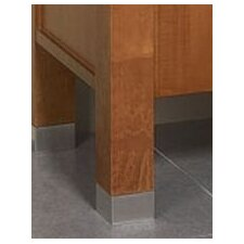 "2"" Metal Feet for Brennon Vanities (Set of 4)"