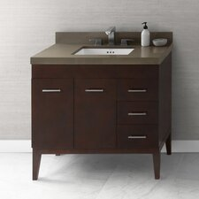 "Venus 36"" Wood Vanity Set"