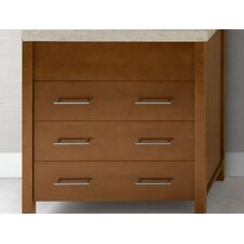 "Contempo 32"" Kali Wood Vanity Base"