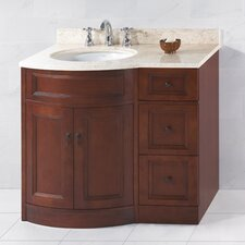 "Traditional Marcello 36"" Standard Bathroom Vanity Set"