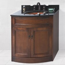 "Traditional Marcello 33"" Standard Bathroom Vanity Set"