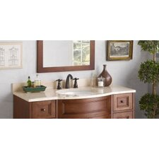 "<strong>Ronbow</strong> Marcello 49"" Vanity Top with Undermount Sink Cutout"