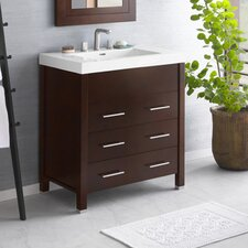 "Contempo 31"" Kali Vanity Set"