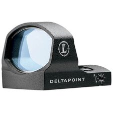 Cross Slot Mount DeltaPoint Reflex Sight in Matte Black