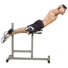 Flat Hyperextension Bench