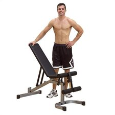 Flat / Incline / Decline Utility Bench