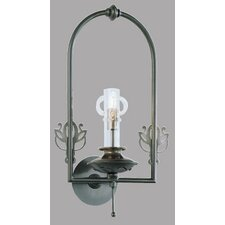 Firenze Framed 1 Light Wall Sconce