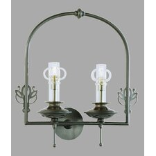 <strong>Lamp International</strong> Firenze Two Light Pendant