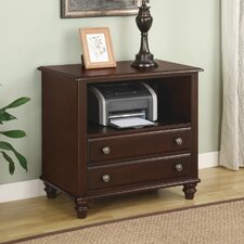 Lancaster 2-Drawer File Cabinet
