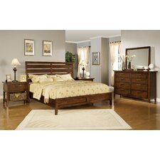 SBH Slat Bedroom Collection