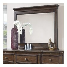 Hathaway Mirror in Grand Manier Cherry