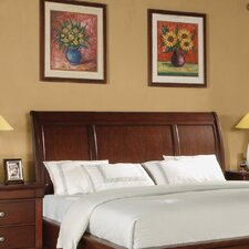 Olmsted Sleigh Headboard