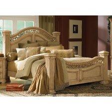 Cordoba Panel Bed