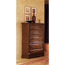 <strong>Wynwood Furniture</strong> Granada 6 Drawer Chest