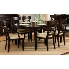 <strong>Wynwood Furniture</strong> Tuxedo Dining Table