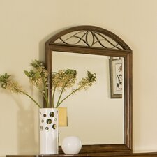 Cypress Pointe Crowned Top Dresser Mirror